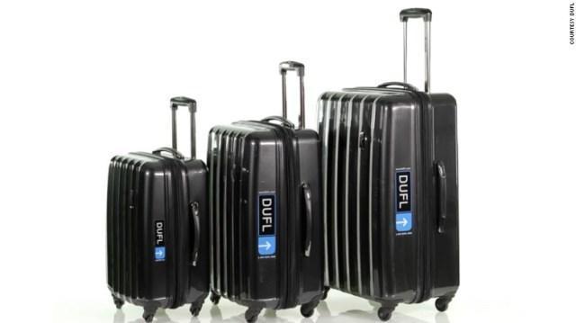 DUFLのスーツケース
