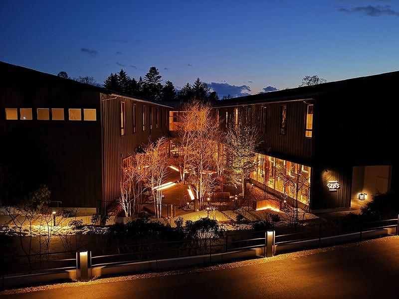 星野リゾートがおくる体験型リゾートホテル BEB5 軽井沢