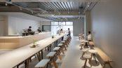 ジョブズになれそうなカフェ dotcom space Tokyo