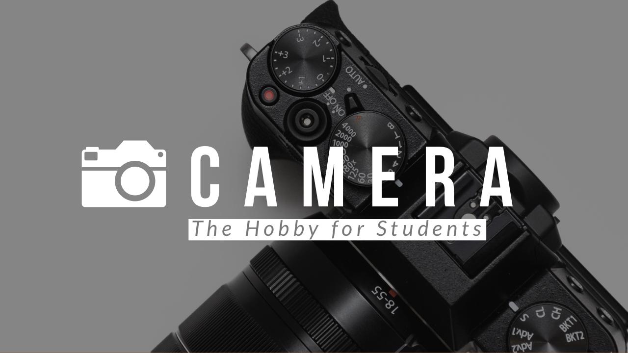 大学生の趣味にカメラが本当におすすめな5つの理由 最初の1台はこれ!
