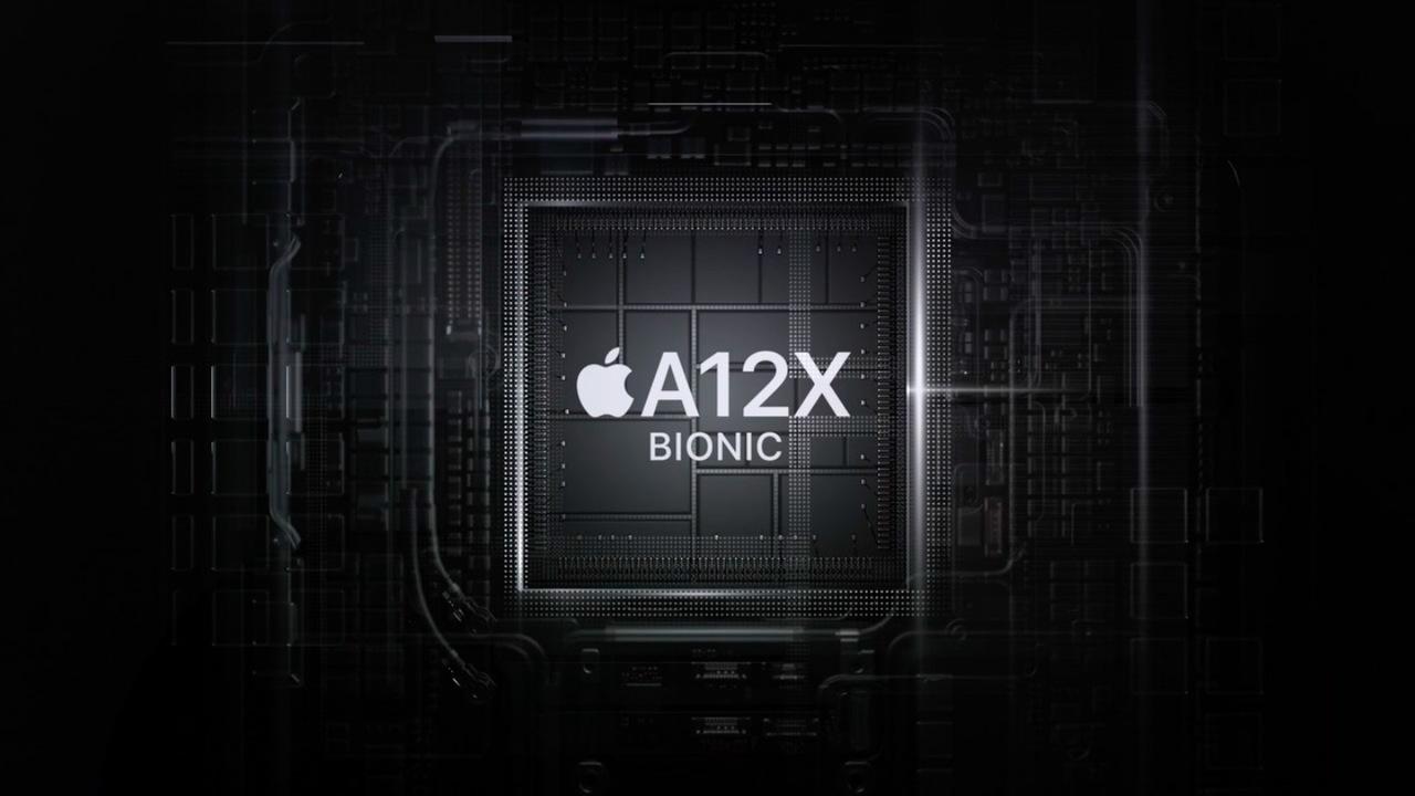 Apple A12X BIONIC TIP