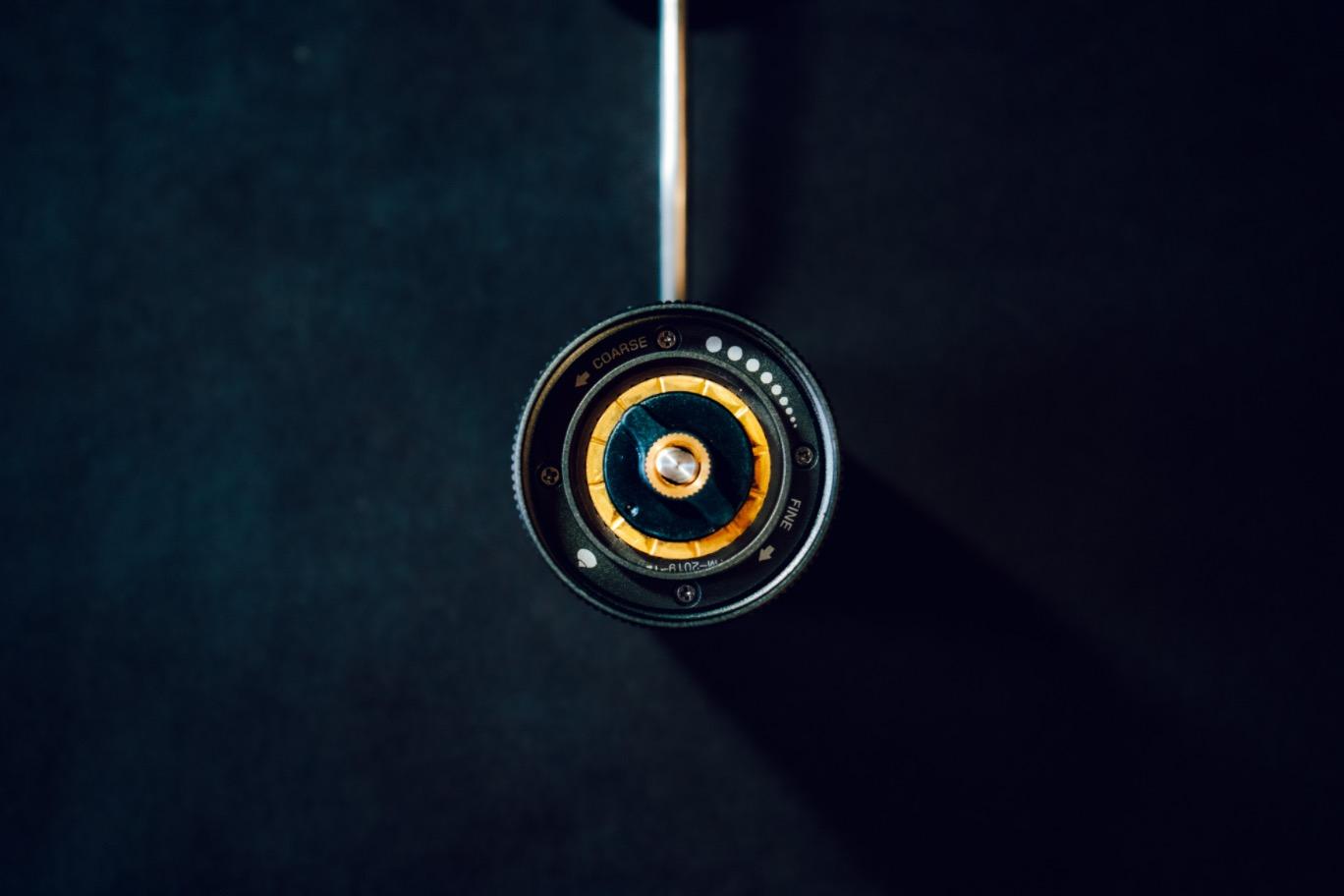 TIMEMORE手挽きコーヒーミル|操作性