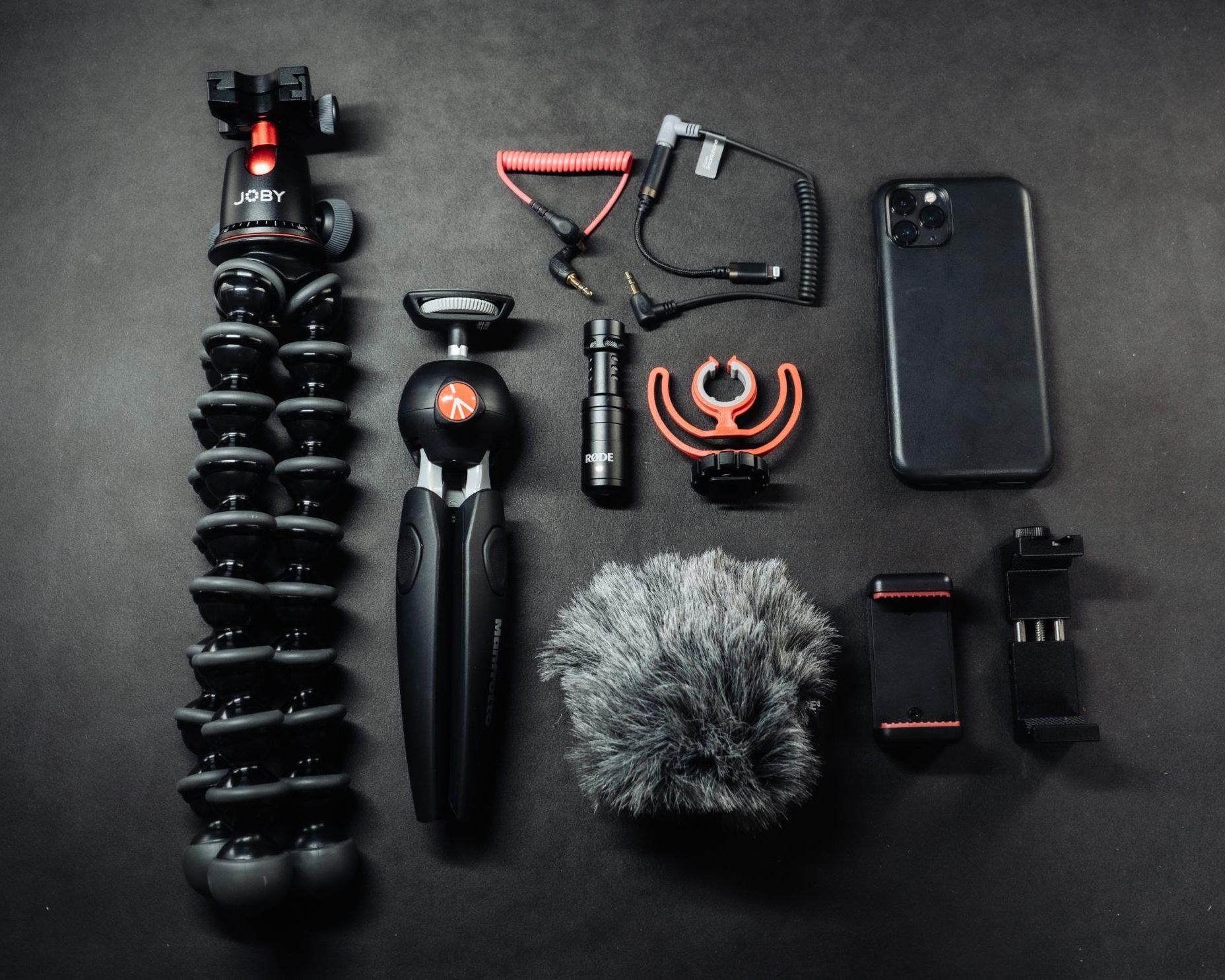 カメラ初心者の機材 周辺アイテム