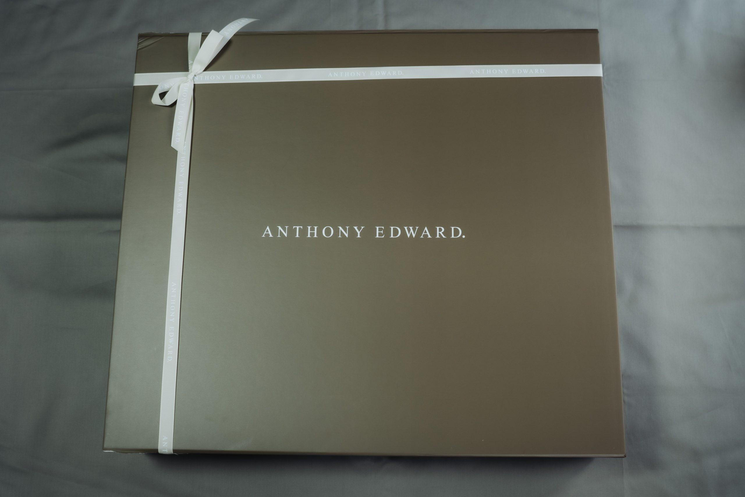 ANTHONY EDWARD ダッフルバッグの梱包