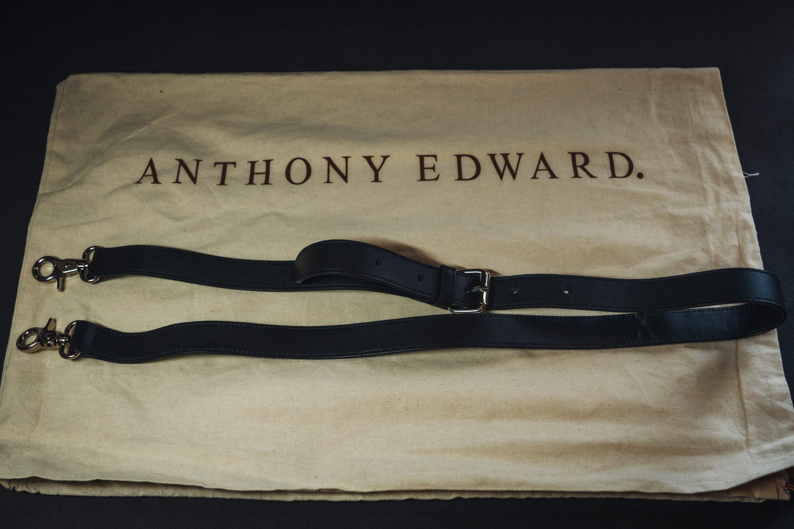 ANTHONY EDWARD ショルダーストラップ
