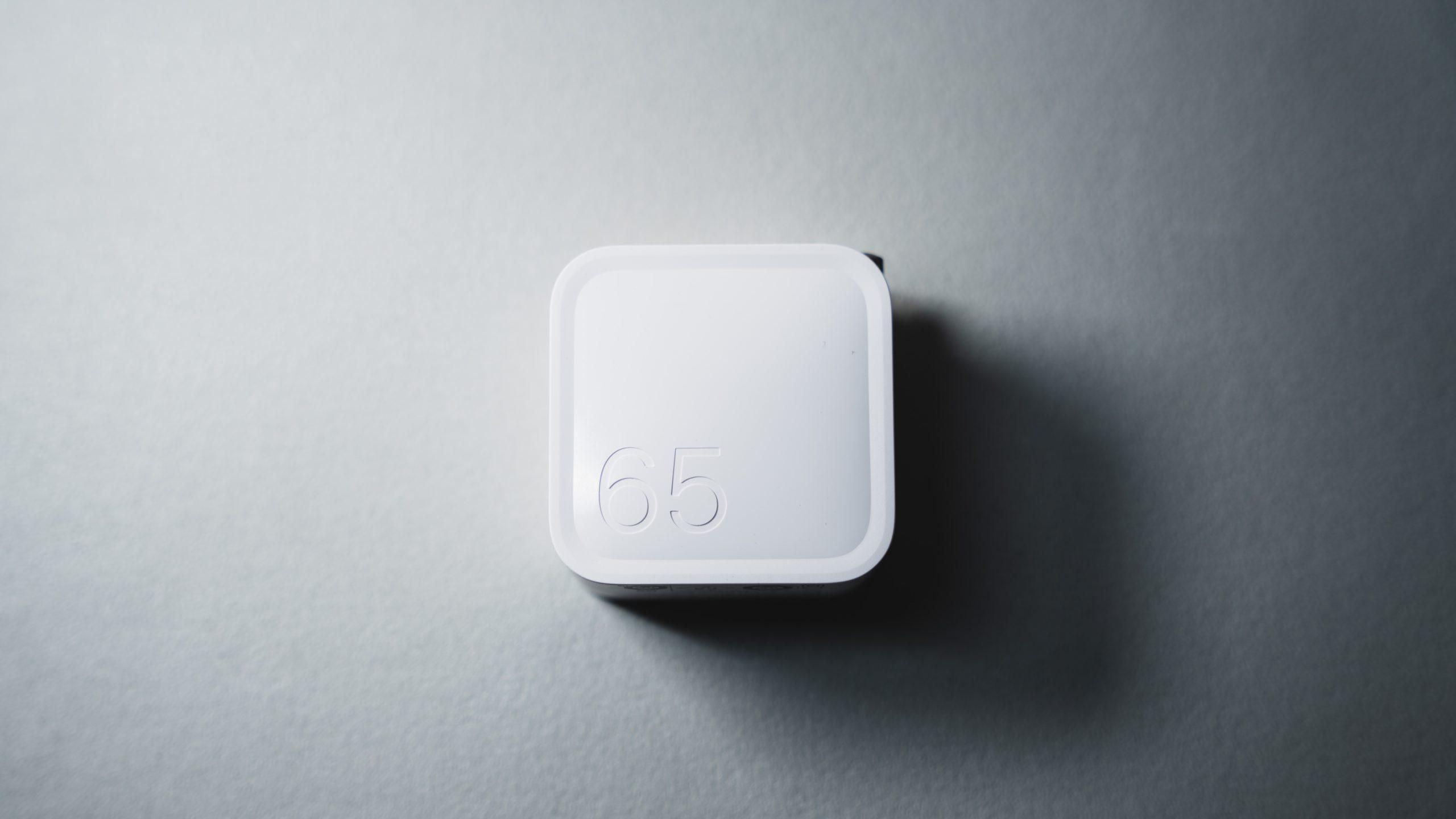 【RAVPOWER RP-PC133】Macbookユーザーは必携のコンパクト充電器をレビュー!