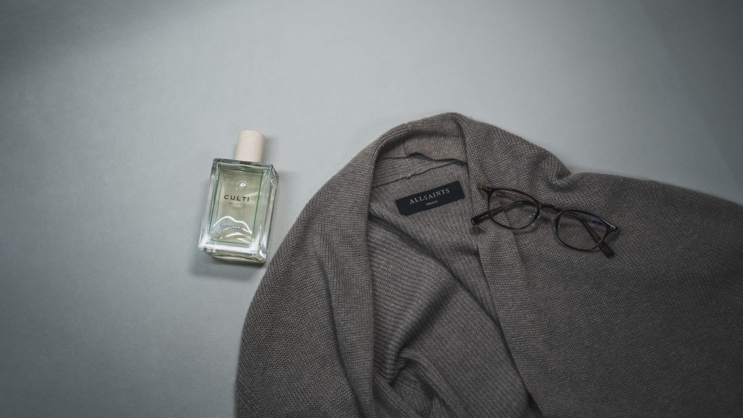 CULTI(クルティ)のルームフレグランス MOUNTAINをレビュー!香りから暮らしを変える