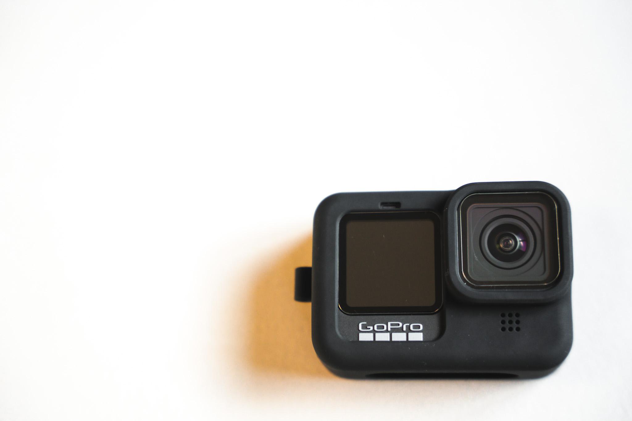 愛用しているカメラ機材|サブカメラ:GoPro HERO9
