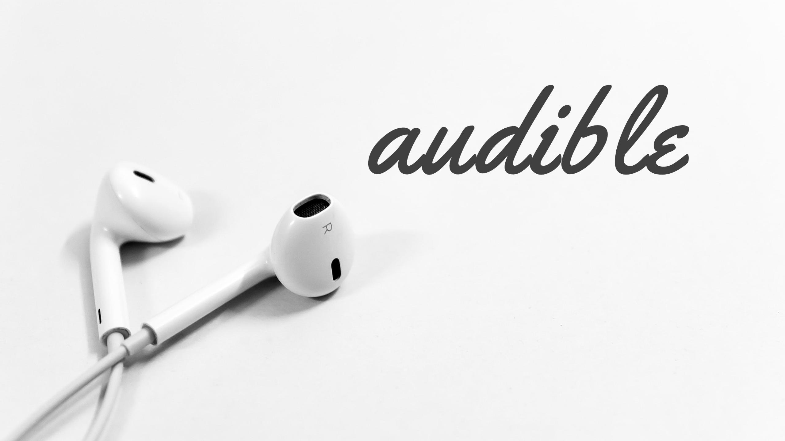 【徹底レビュー】Audible(オーディブル)の意外なメリット・デメリットとは?【無料体験がおすすめ!】
