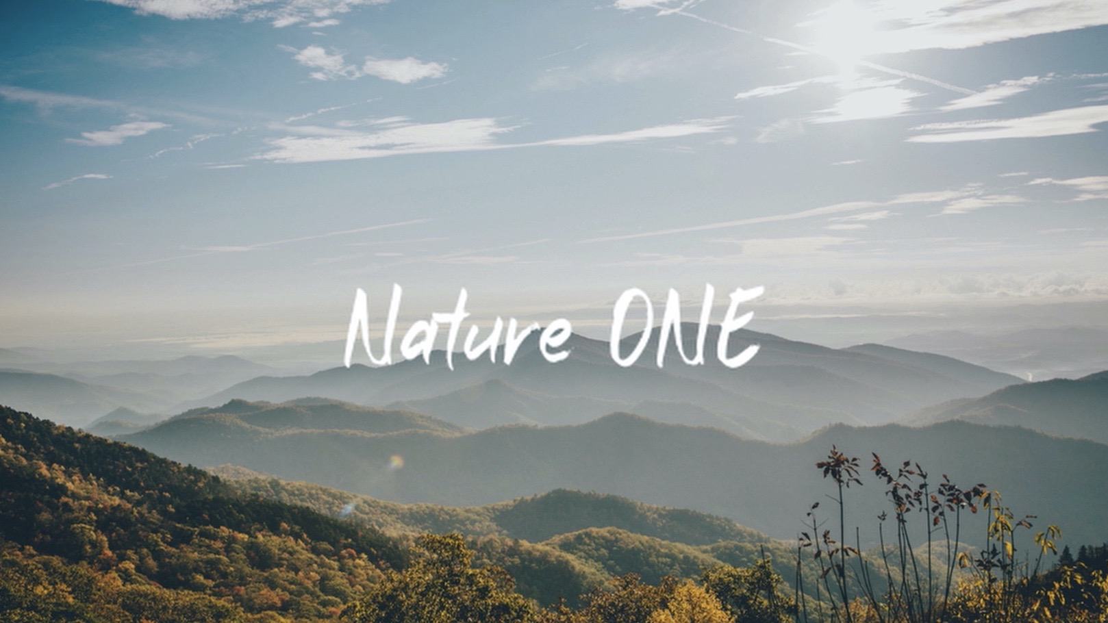 Nature ONE|アウトドアライフを発信します