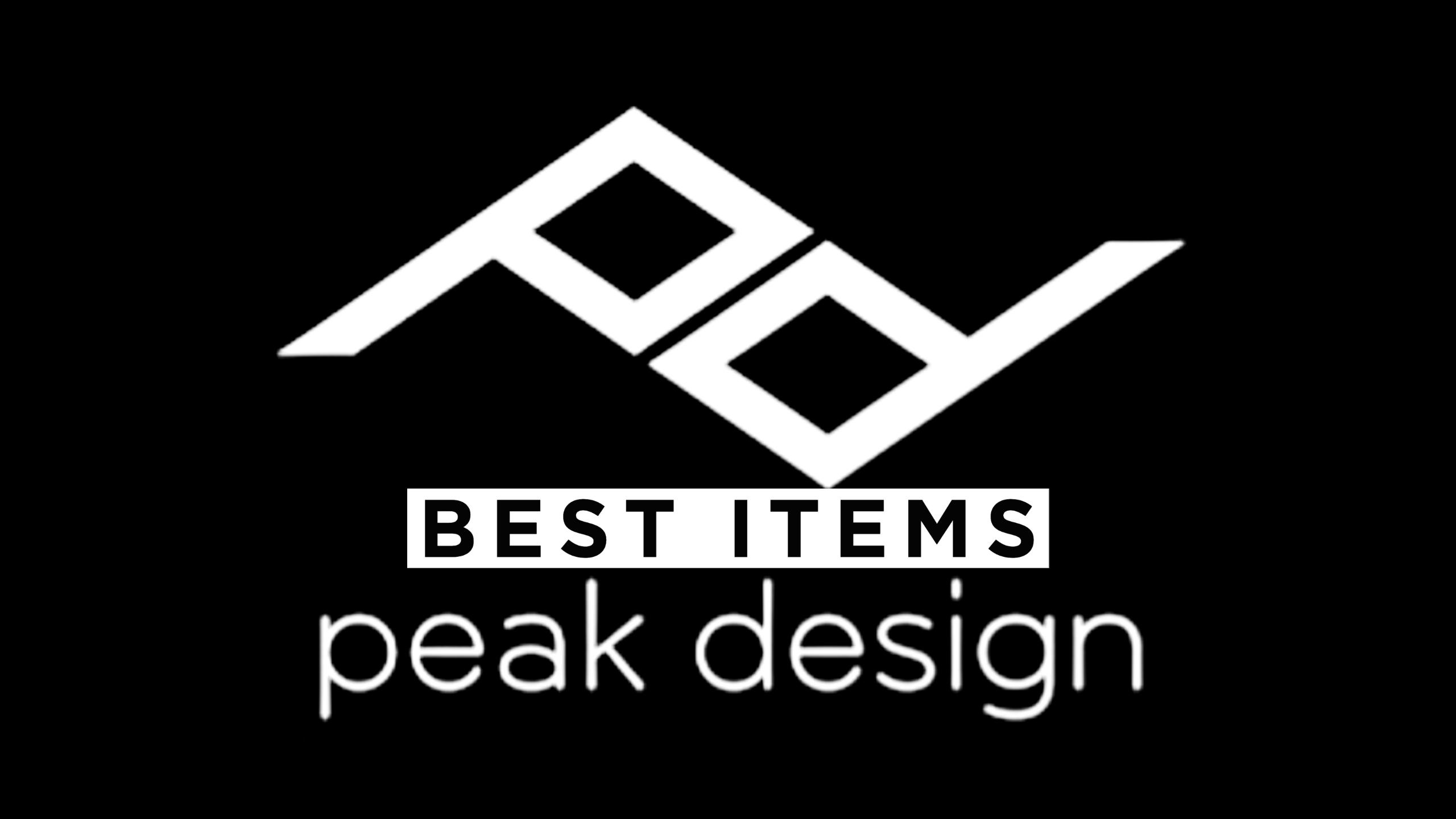 【2020年】Peak Design(ピークデザイン)のおすすめアイテム【カメラをもっと便利に楽しく!】