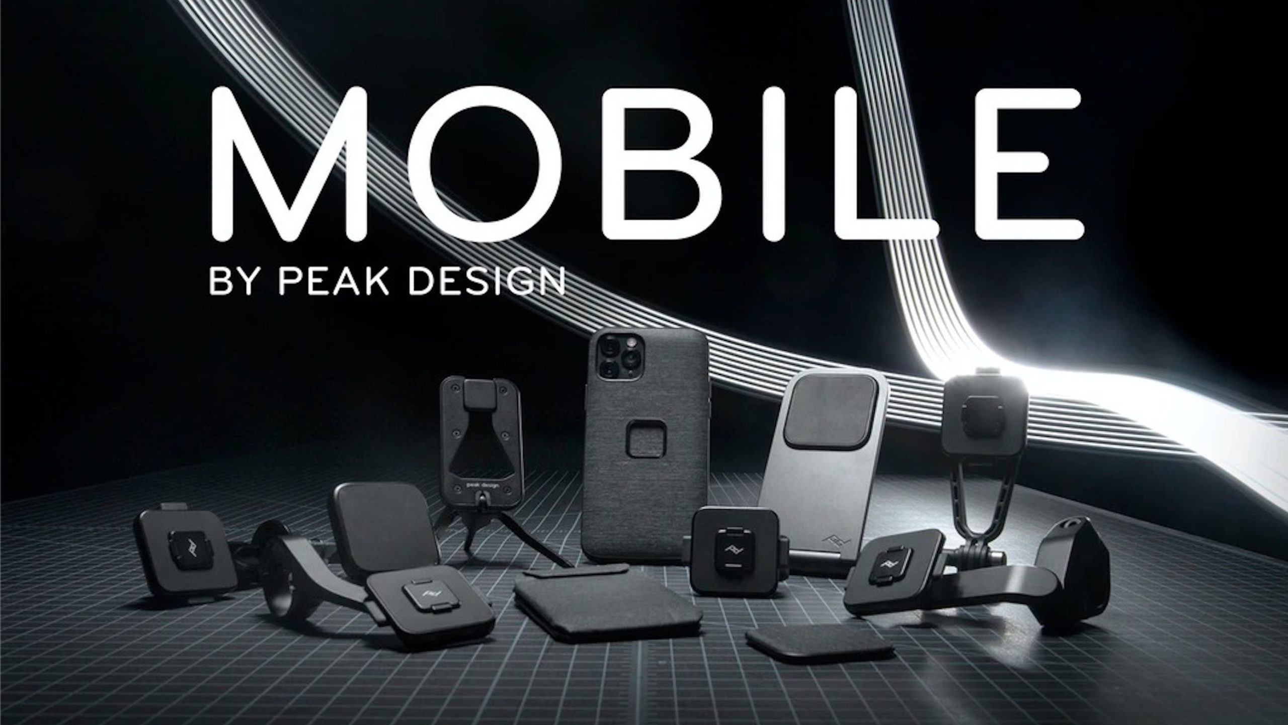 Mobile by Peak Design(ピークデザイン) 革新的なスマホアクセサリーの特徴や種類まとめ!