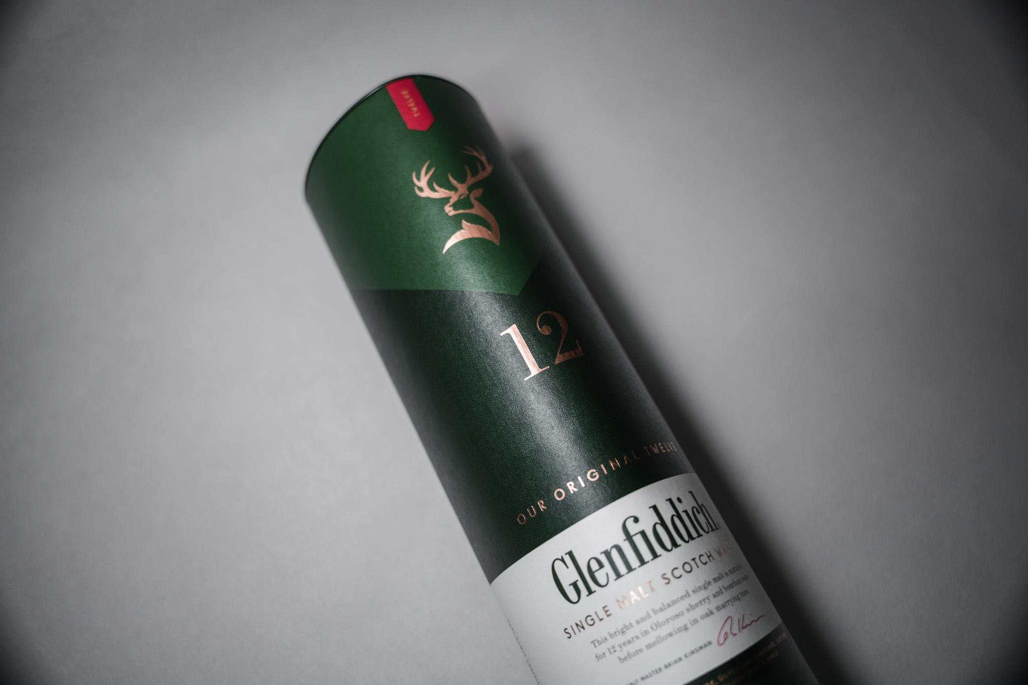 グレンフィディック12年|外観