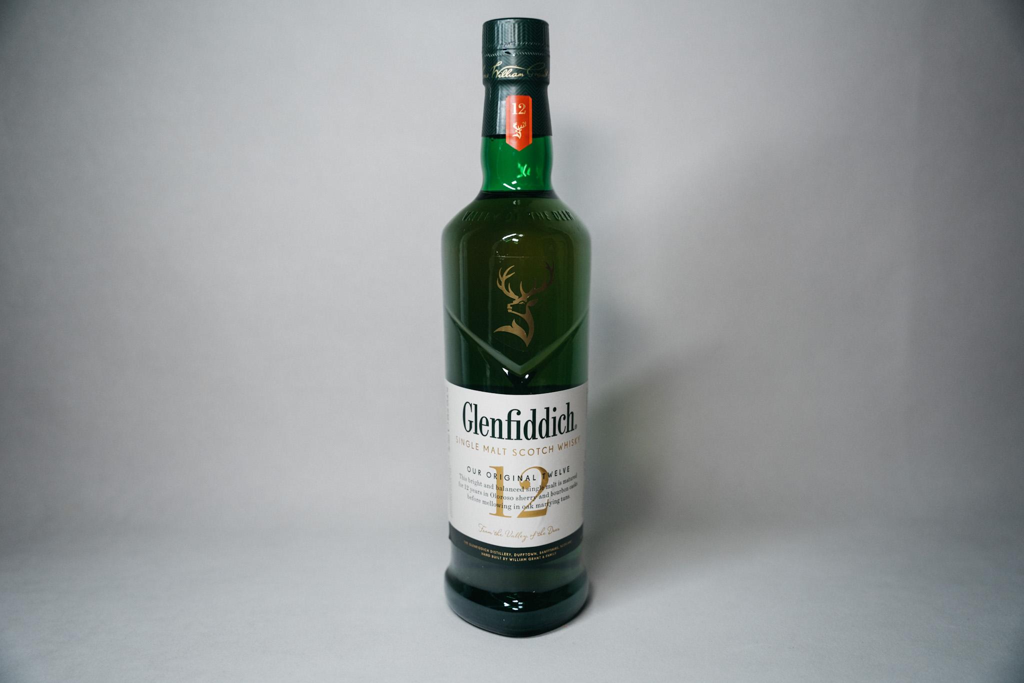 グレンフィディック12年はどんなウイスキー?