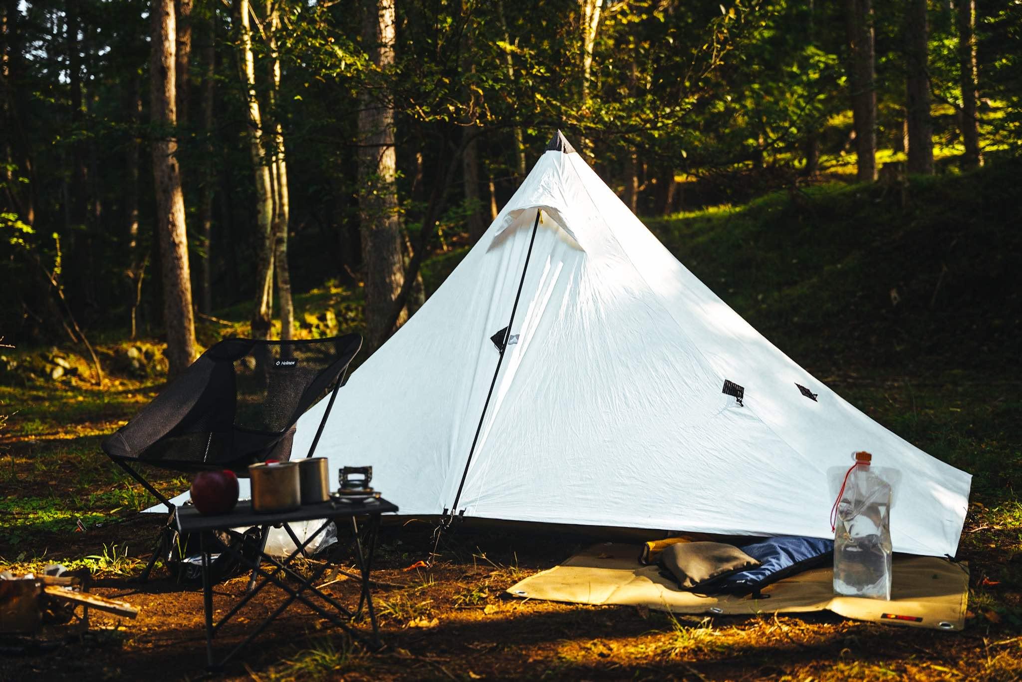 【バックパックでキャンプ】ミニマム・ULスタイルのデメリット
