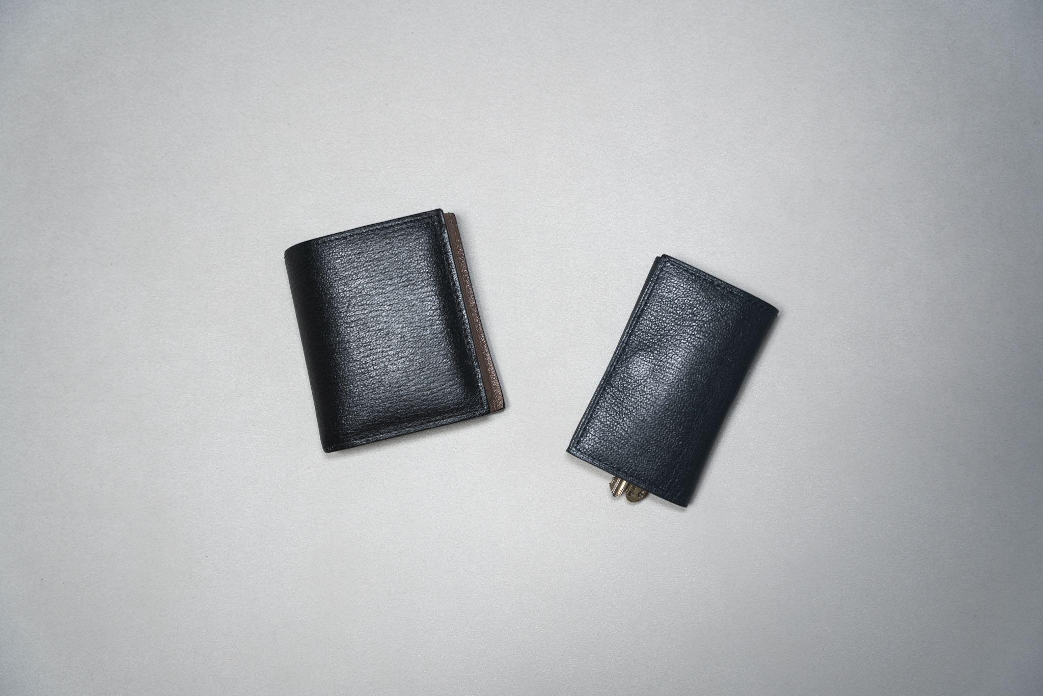 ノマドブロガーの持ち物|財布とキーケースはラルコバレーノで統一