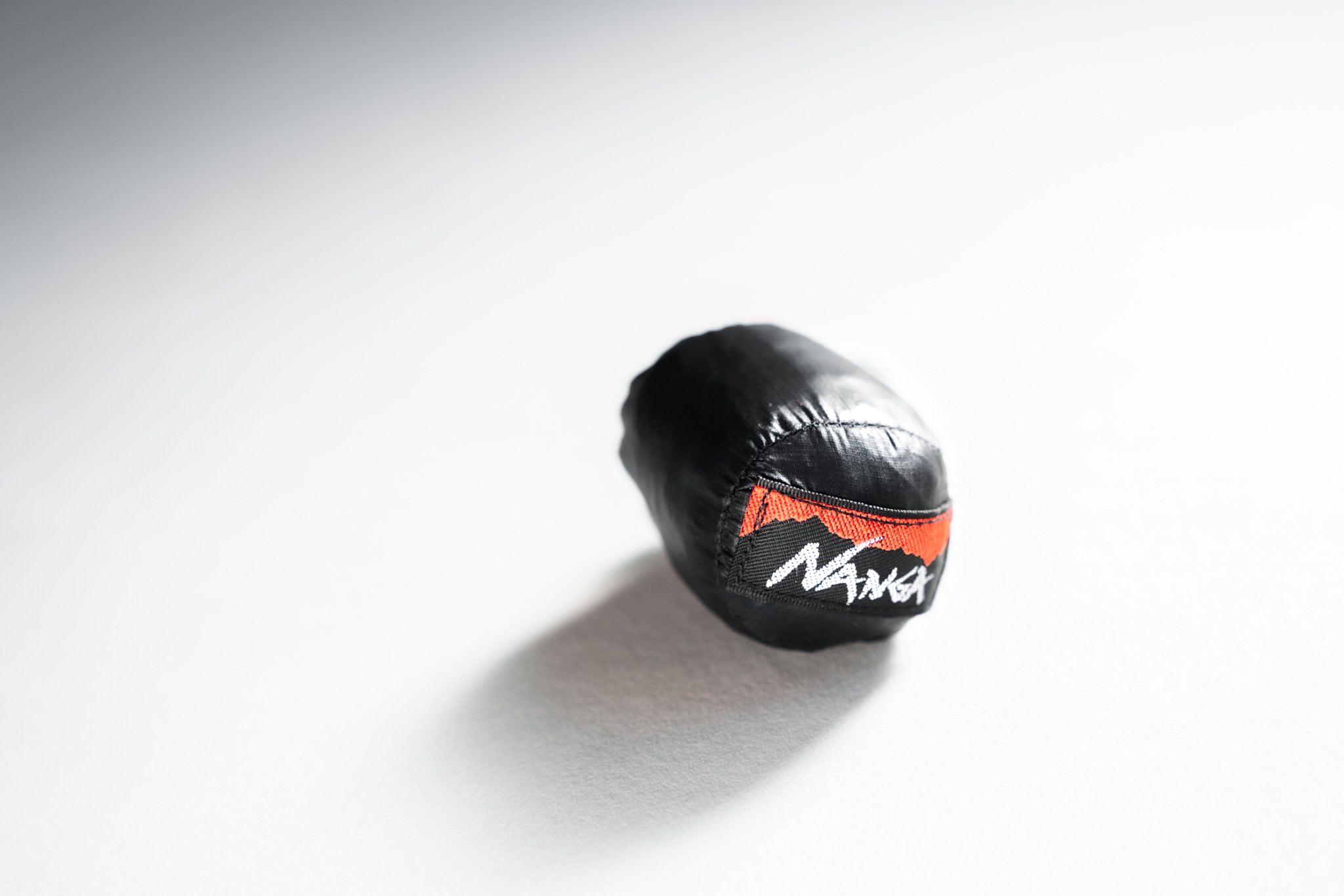 NANGA(ナンガ)ポケッタブルエコバッグ|見た目がミニマルでかわいい