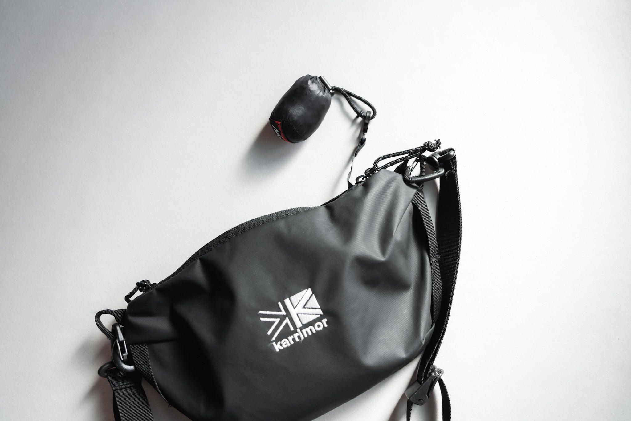NANGA(ナンガ)ポケッタブルエコバッグ|紛失防止対策