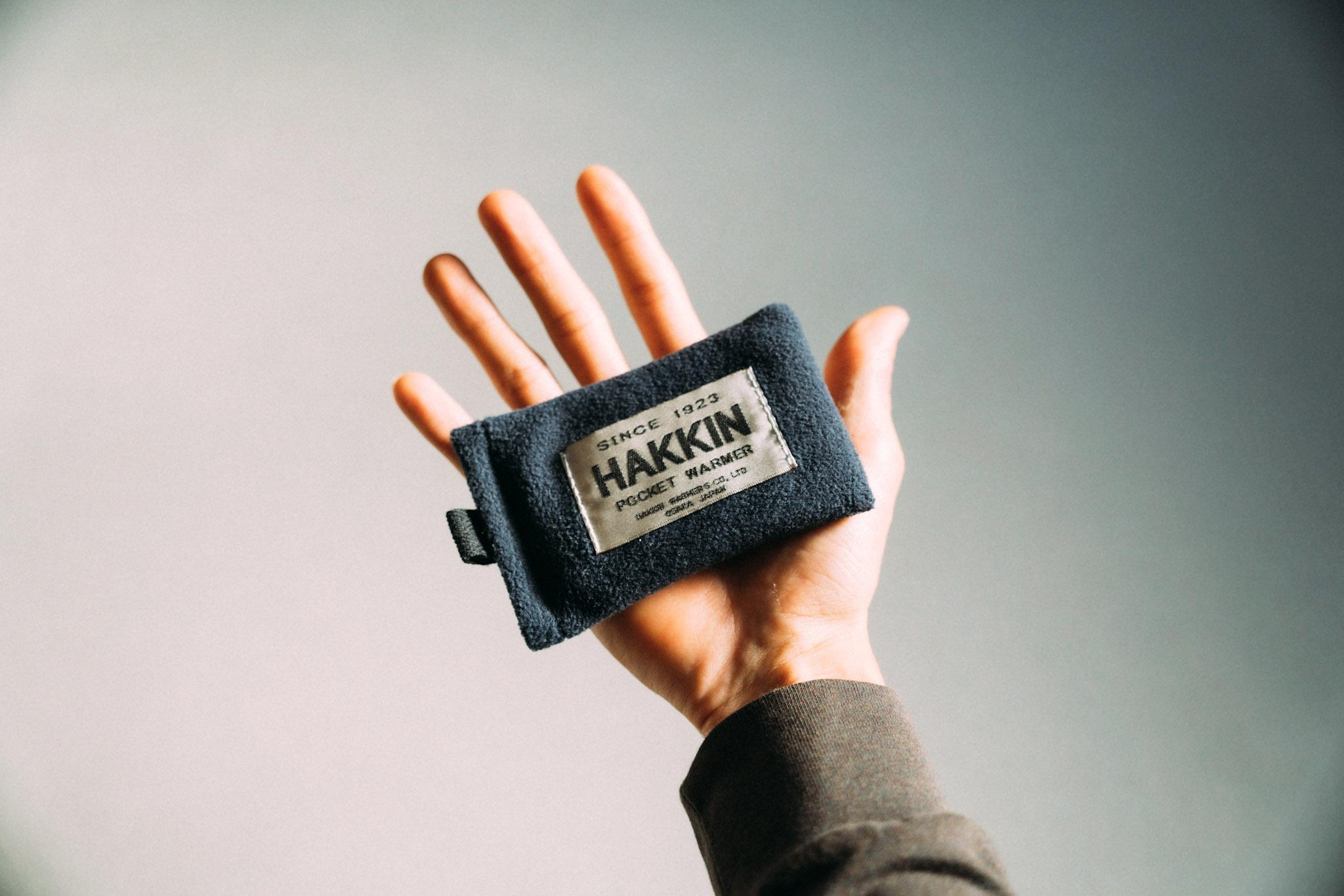 【レビュー】ハクキンカイロ|袋にしまってポッカポカ