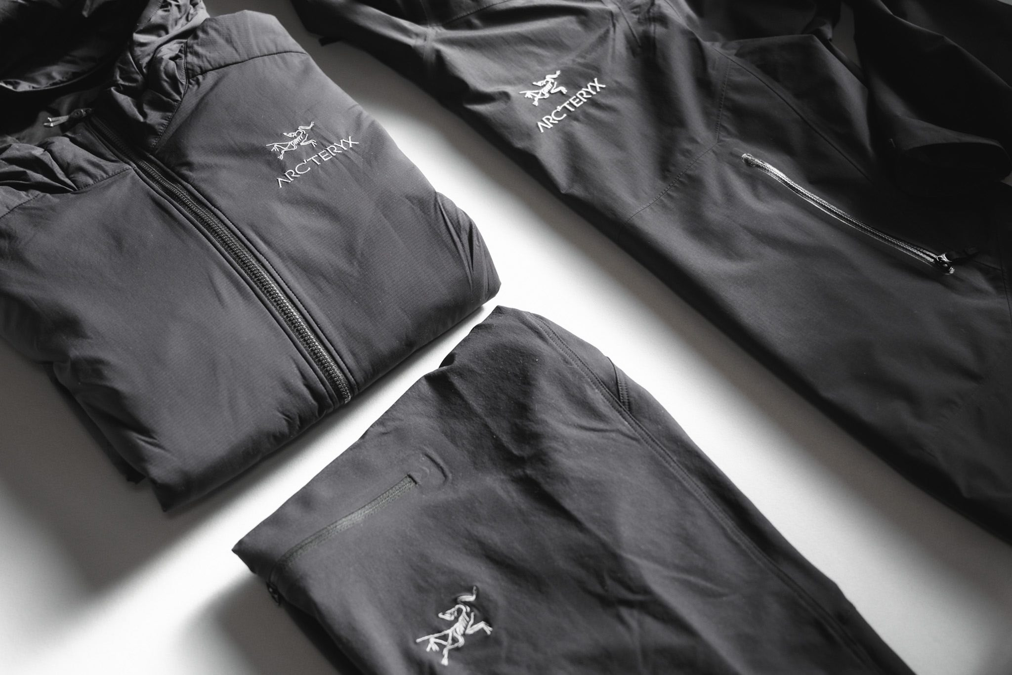 ARC'TERYX(アークテリクス)アトムLT|着回し:私服の制服化が捗りました!