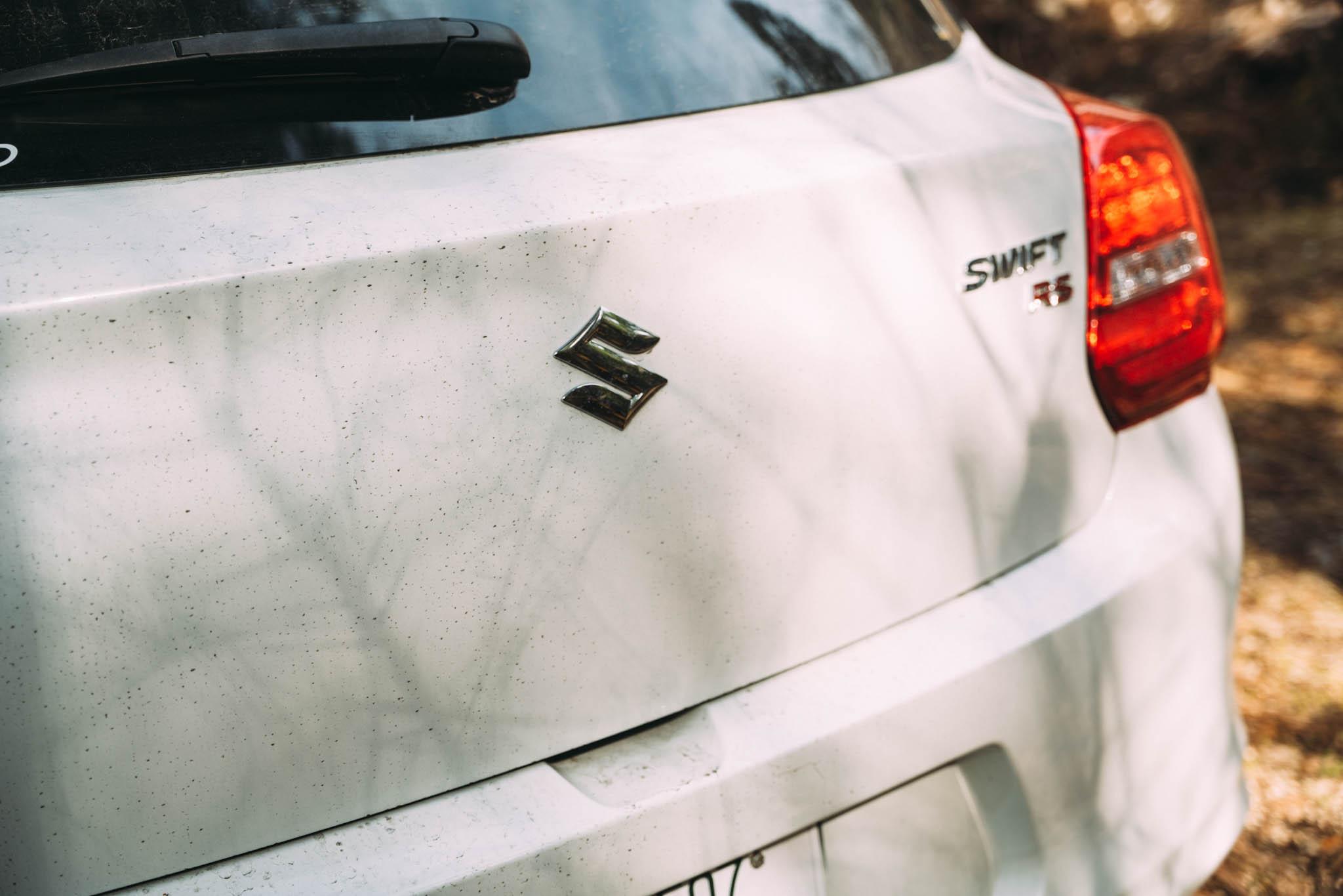 【Before】クリーナー+クロスだけで新車復活!