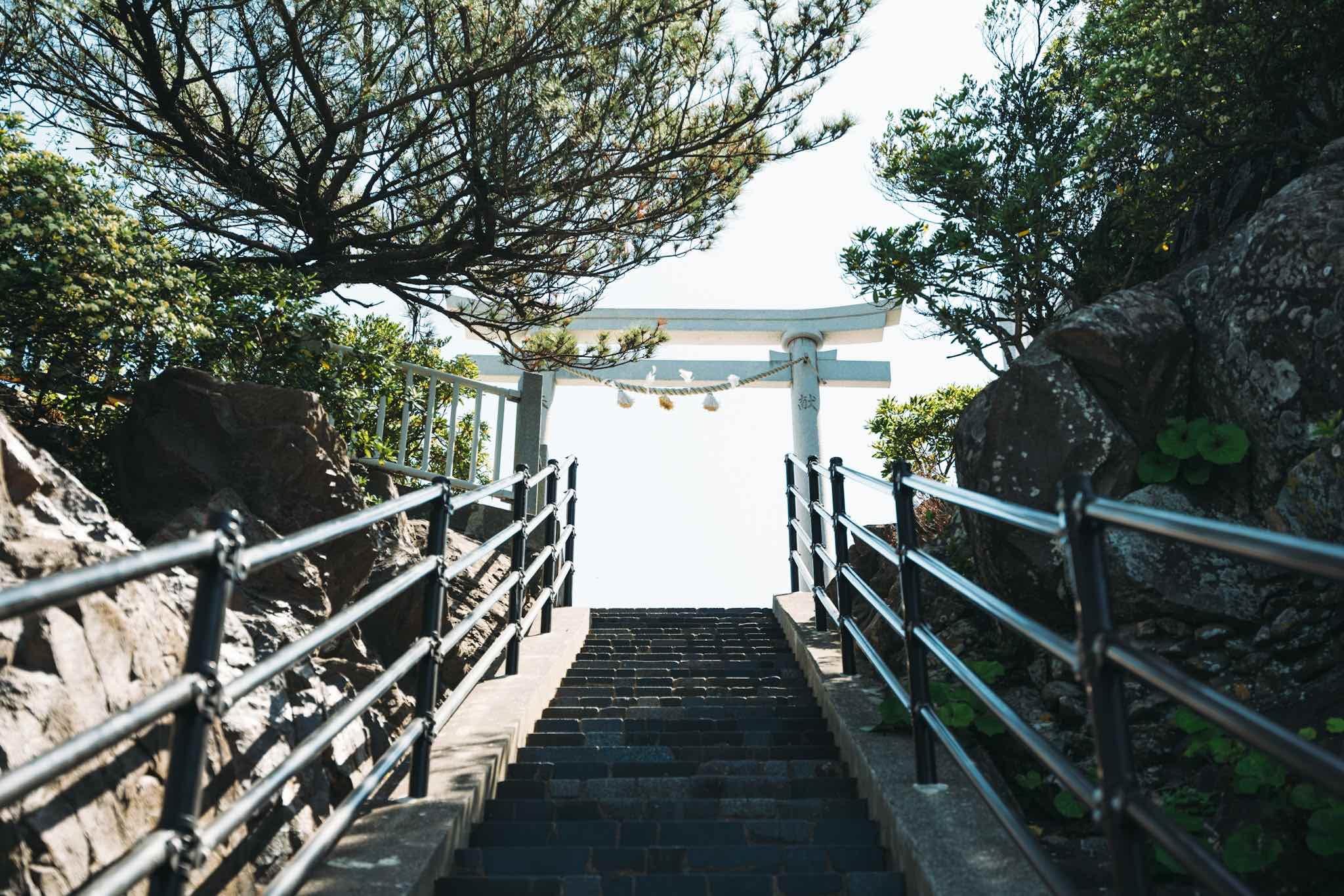 【高知日帰り旅】桂浜で眺める太平洋、心身ともに休まる