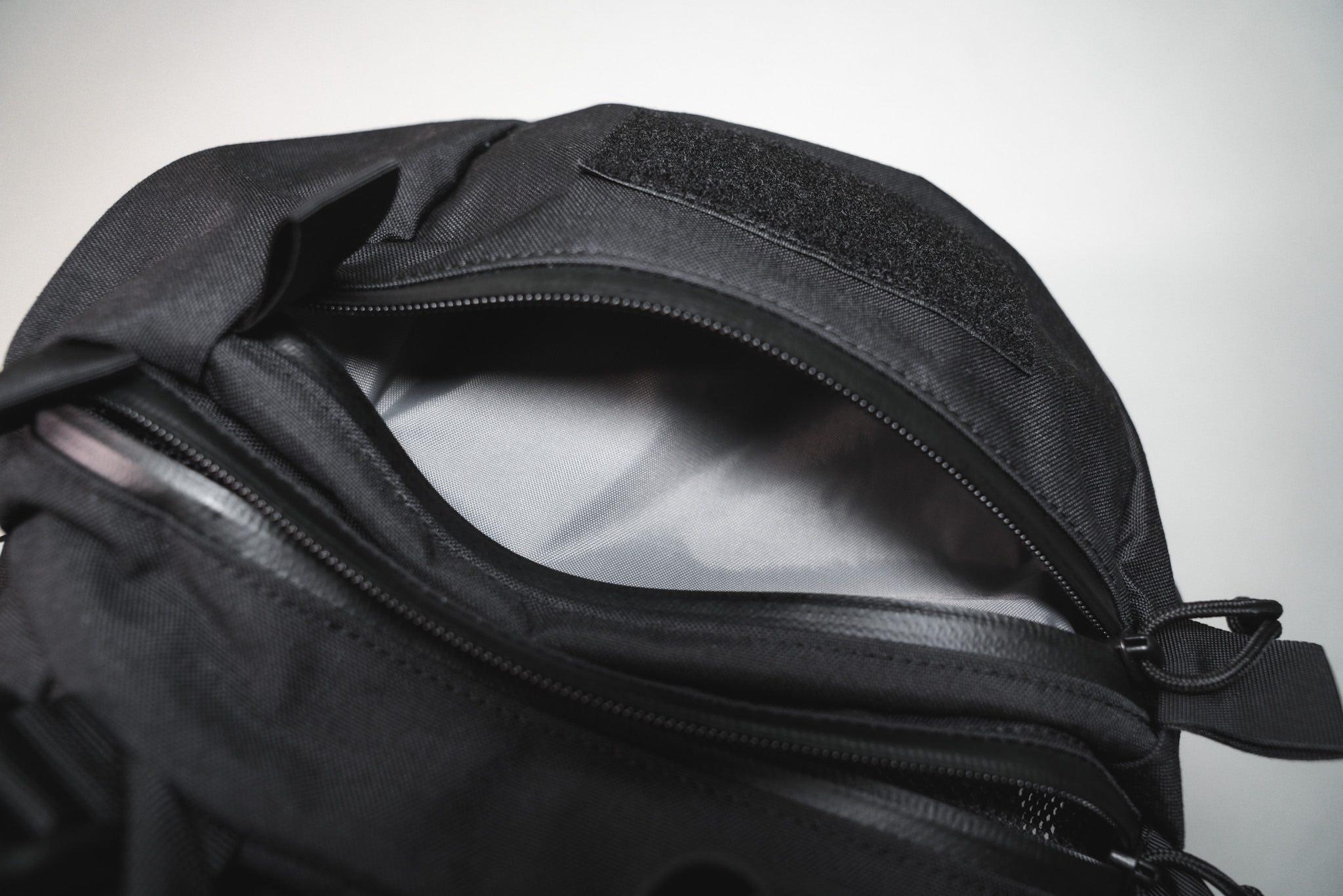 MYSTERY RANCH 2デイアサルト|トップポケット