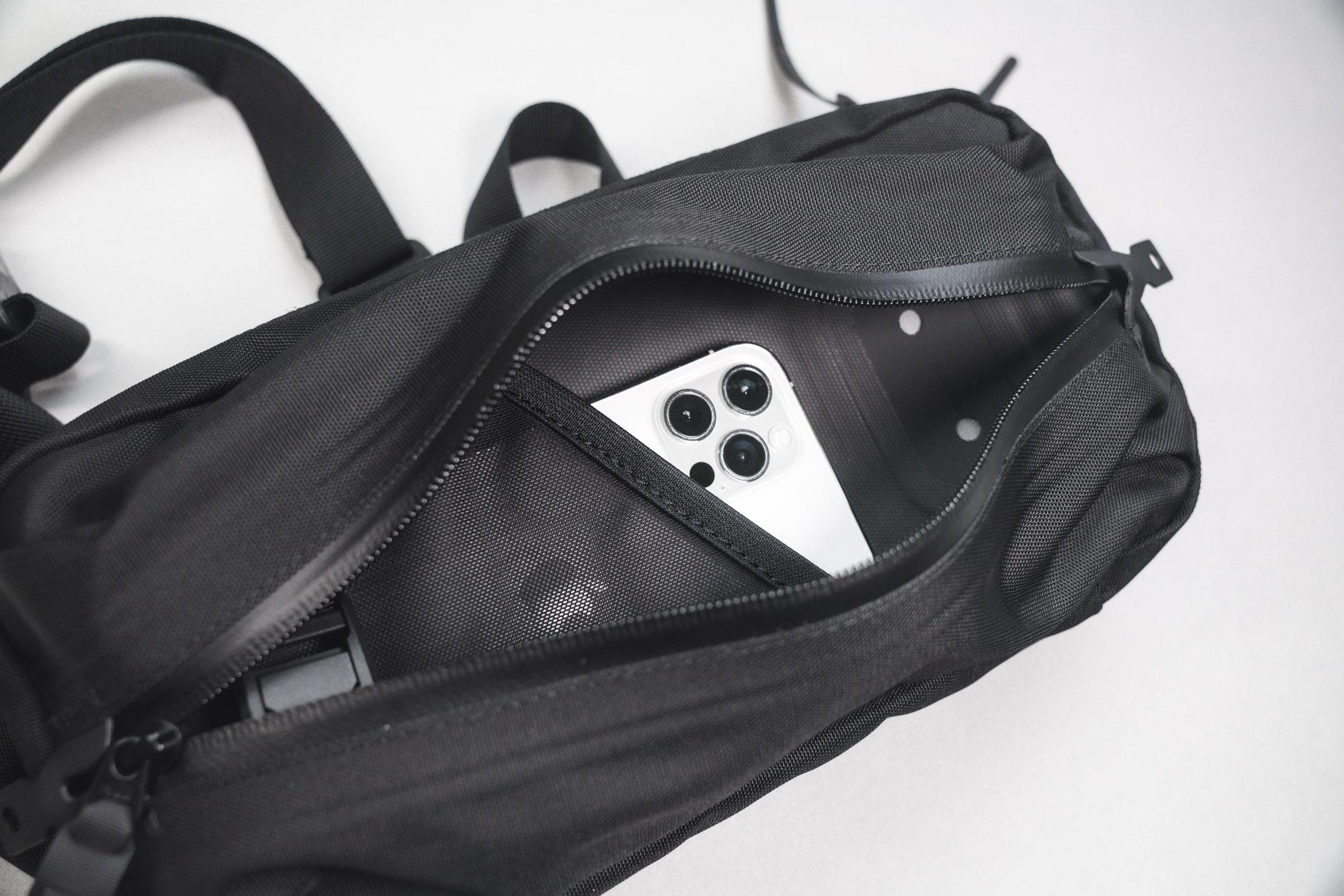 Black Ember TKS 【収納】フロントポケット